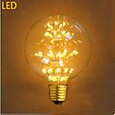 g80ledエジソンライト装飾ライト3ワット