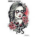 Brand New - Tetovaže naljepnice - Flower Serija / Totem Series / Others - za Žene / Muškarci / Odrasla osoba / Boy - Uzorak -