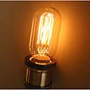 E27 25W T45 ravna žica dekorativne umjetnosti retro Edison osobnost rasvjeta hodnik i balkon