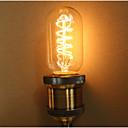 E27 60w T45 kolem hedvábí Edison culb bar KTV osobnosti retro umělecké žárovky