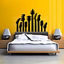 Hudba / Módní Samolepky na zeď Samolepky na stěnu , PVC 83m*60cm