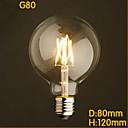 g80led 4 W 2300 KB teplé žluté 2700K teplá bílá energeticky úsporných žárovek z důvodu úspory energie