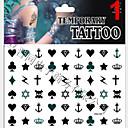JT - Tetovaže naljepnice - Nakit serije / Animal Serija / Flower Serija / Totem Series / Others - zaBeba / Dijete / Žene / Girl /