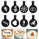 kava noviteti sviđa kava Garland plijesni tisak plijesni 8pcs