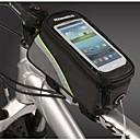 ROSWHEEL® Cyklistická taška 1.2LLBrašna na rám / Mobilní telefon Bag Voděodolný / Nositelný / Dotyková obrazovka / Telefon/IphoneTaška na