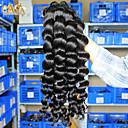 Indijski djevica kosu labav valova 4bundles 6a neprerađeni djevica kosa indijska labav val djevica ljudske kose jeftini indijski kose