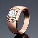 Prstenje N/A Jewelry Plastika Prstenje sa stavom10 / 11 / 12 Zlatna
