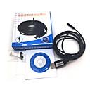 2m vodotěsný USB 2.0 CMOS 7 mm objektivu 6-vedl had hd kamera endoskop
