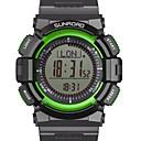 Muškarci / Dame ' / Uniseks Ručni satovi s mehanizmom za navijanje Šiljci za mesoLCD / Visinometar / Compass / Termometri / Kalendar /