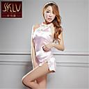 Ženy Ultra sexy / Uniformy a kostýmy / Kostýmy Noční prádlo Jednobarevné-Polyester Růžová Dámské