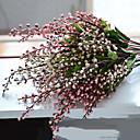 1個/ホームデコレーションフラワーキットのセットフルーツの花シルク造花(ランダムカラー)