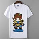 lol liga legendi dimax cosplay majice pamučne likra