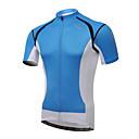 XINTOWN® Cyklodres Pánské Krátké rukávy Jezdit na kole Prodyšné / Rychleschnoucí / Odolný vůči UV záření / Komprese / Lehké materiályDres