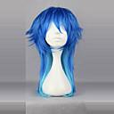 Cosplay Wigs Ubojstvo dramatično Aoba Segaraki Plava Medium Anime / Video Igre Cosplay Wigs 60 CM Otporna na toplinu vlakna Male