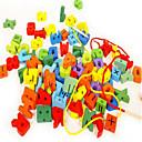 edukativne igračke i šarene perle igra alfanumeričkih drvene igračke