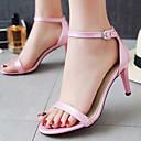 Ženske cipele-Sandale-Zabava i večer / Formalne prilike-Umjetna koža-Stiletto potpetica-Štikle / Salonke s remenčićem / Cipele otvorenih
