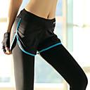Dámské Běh Kalhoty Spodní část oděvu Prodyšné Rychleschnoucí Komprese Lehké materiály Ter Emen Jaro Léto Podzim ZimaJóga Pilates Fitness