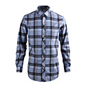 JamesEarl Muškarci Kragna košulje Dugi rukav Shirt & Bluza Siva - MB1XC001021