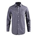 JamesEarl Muškarci Kragna košulje Dugi rukav Shirt & Bluza Siva - MB1XC000730