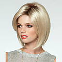 dámské módy krátké bobo vlasy blond barva horké prodej.