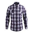 JamesEarl Muškarci Kragna košulje Dugi rukav Shirt & Bluza Srebrna - DA112009501