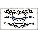 5 Tetovaže naljepnice Nakit serije / Animal Serija / Flower Serija / Totem Series / crtani serije Non Toxic / Uzorak / WaterproofBeba /