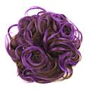 vlasulja ljubičasta 5cm visoke temperature boje žica boja kose prsten 2 / 30-3533