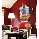 Mrtva priroda / Moda / Pejzaž / Vintage / Slobodno vrijeme / 3D Zid Naljepnice 3D zidne naljepnice,PVC 100*70*0.1