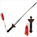 bronz čínské kung-fu Taiji tai chi meč zatahovací výkon cvičení