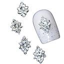 10pcs 3d jasno bižuterija dijamant cvijet DIY pribor legure nail art ukras