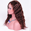 130 gustoća ljudske kose pune čipke perika vodnog vala glueless pune čipke perika za crne žene Brazilski djevica kose čipke vlasulja