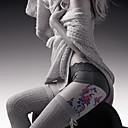 5 Tetovaže naljepnice Nakit serije / Animal Serija / Flower Serija / Totem Series / crtani serije Non Toxic / Uzorak / WaterproofŽene /