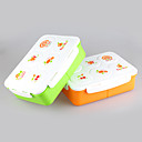 BPA mikrovlnná trouba jídlo oběd box s rozdělovačem