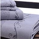 """1ks plný bavlna ručník 15 """"do 31"""" květinovým vzorem super soft"""