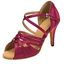 Nemoguće personalizirati-Ženske-Plesne cipele-Latino / Salsa-Umjetna koža-Stiletto potpetica-Ljubičasta