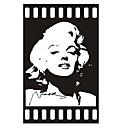 Crtani film Zid Naljepnice Zidne naljepnice Dekorativne zidne naljepnice / Frižider Naljepnice,PVC MaterijalMože se prati / Odstranjivo /
