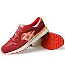 Žene Ravne cipele Proljeće Jesen Udobne cipele Til PU Ležeran Ravna potpetica Vezanje Drugo Crna Crvena Siva Ostalo