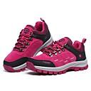 Atletické boty-Semiš-Pracovní obuv-Dámské-Růžová Fialová-Outdoor Atletika-Nízký podpatek
