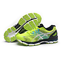 ASICS GEL-NIMBUS 17 Cushioning Road Running Shoes Men's Breathable Sneakers Flash Yellow/Black 40-45