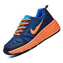 Jongens Sneakers Lente / Zomer / Herfst / Winter Comfortabel Tule Informeel Platte hak Veters Blauw / Roze Sneakers