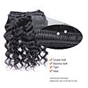 3個 ルーズウェーブ 人間の髪織り マレーシアンヘア 95-100g 12''-24'' 人間の髪の拡張機能