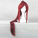 anime fairy tail Erza šarlatový 100 cm dlouhé umělých vlasů červený kostým paruka krásné perucas cosplay paruka with1 cop