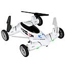 SY TOY SY-X25 Dron 6 OS 4 Kanala 2.4G RC quadcopter LED Osvijetljenje / Povratak S Jednom Tipkom / Izravna Kontrola / Flip Od 360° U Letu