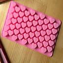 Oprema za pečenje silikon u obliku srca za pečenje Kalupi za čokoladna cm-87