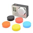GoPro příslušenství,Krytka objektivuPro-Akční kamera,Gopro Hero 3 Gopro Hero 3+Letectví Film a hudba motocykl Lyže Kolo Myslivosti a