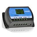 30a 12v / 24V solarni regulator Ploča punjača baterija Regulator usb lcd PWM