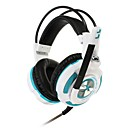 Xiberia K3U Gaming Headphone Virtual 7.1 Surround Stereo Bass Light Vibration Gaming Headset with Mic Headphones For PC Gamer