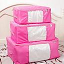 קופסאות אחסון שקי אחסון יחידות אחסון טקסטיל עםמאפיין הוא עם מכסה , ל בד שמיכות