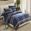 Dungi 4 komada 1pc duvet Cover 2kom Shams 1pc Stan list