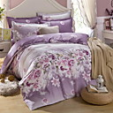 Cvijetan 4 komada 1pc duvet Cover 2kom Shams 1pc Stan list
